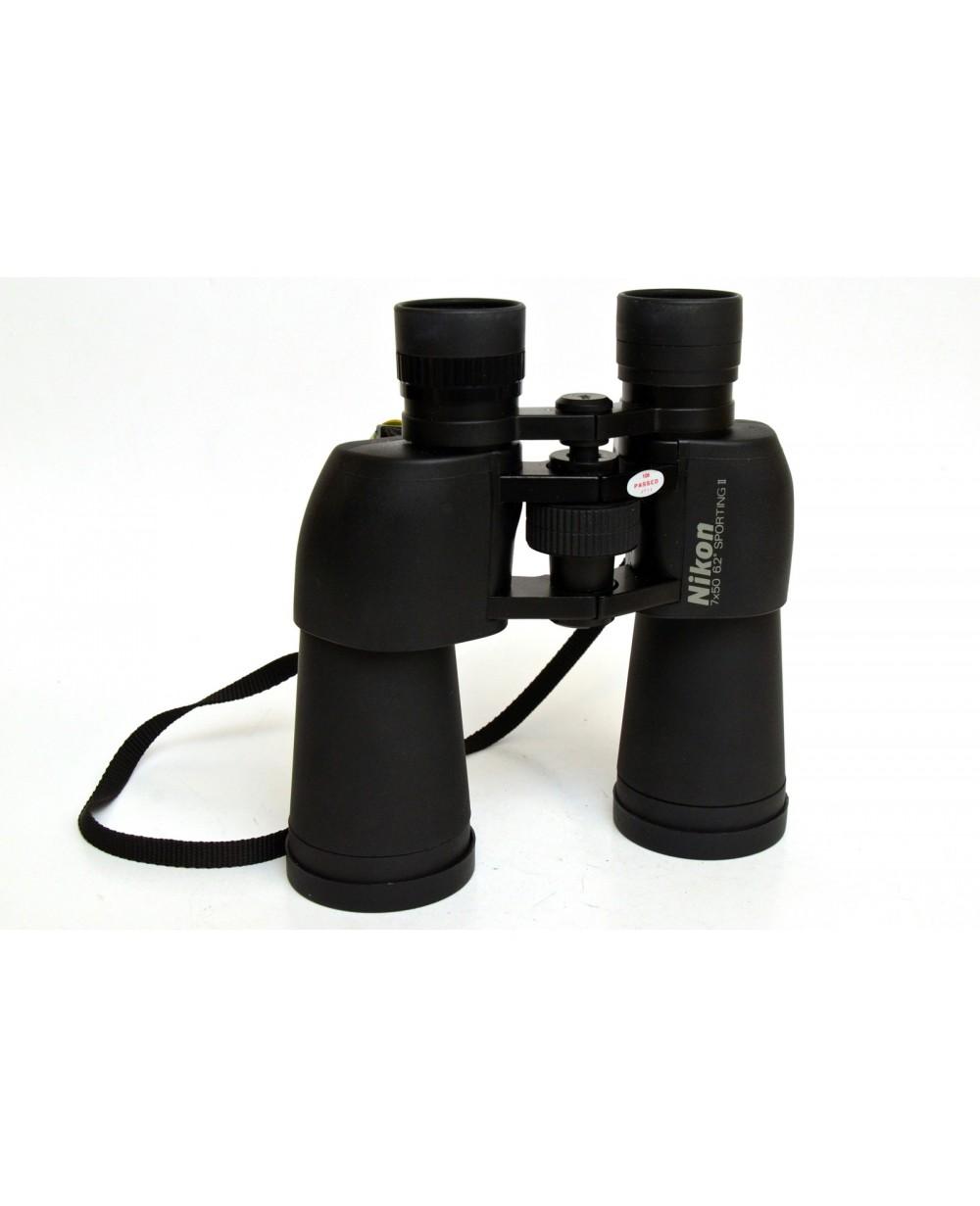 Nikon Binocolo Sporting 7 X 50 Cf Binocular Cases & Accessories Binoculars & Telescopes