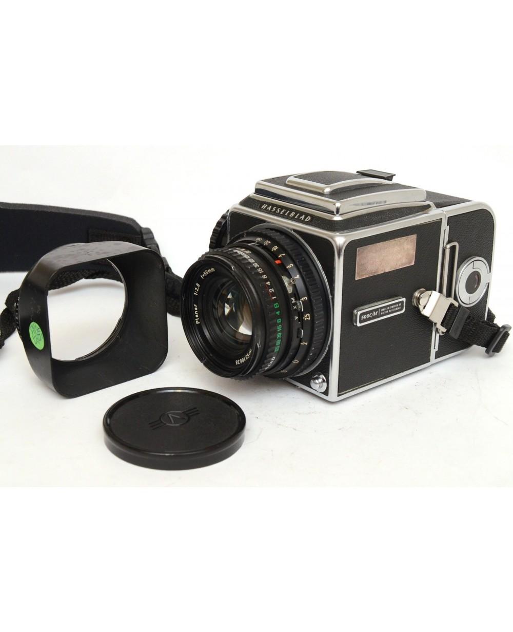Foto Dotti   Hasselblad 500CM con Planar C 80mm F2 8 50° Anniversary