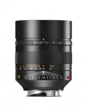 Leica-LEICA NOCTILUX-M 75MM F1.25 ASPH 11676-20