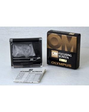 Olympus-OLYMPUS OM SYSTEM FOCUSING SCREEN 1-7-20