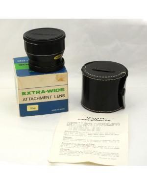 Generico-Izumanon W-90 Extra-Wide Lente aggiuntiva supergrandagolare diametro 58mm. Nuova-20