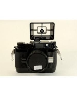 Nikon Nikonos-III Nikonos III 3 con Mirino a Traguardo