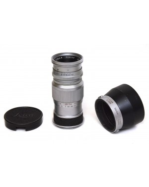 Leica-Leitz Leica Elmar 90mm F4 Vintage Vite Leica Mount 39x1-20