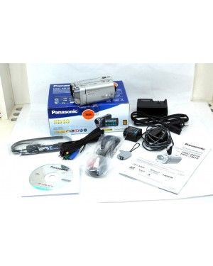 Panasonic-Panasonic HDC-SD10 Videocamera Full HD-20