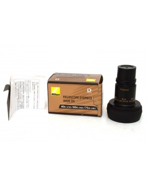 Nikon-NIKON FIELDSCOPE EYEPIECE WIDE DS-20