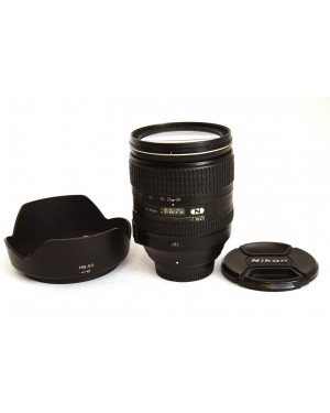 Nikon-OBIETTIVO NIKON NIKKOR AF-S DX 12-24MM G EX SENZA SCATOLA-20