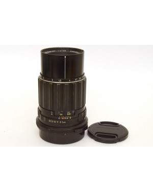 Pentax-Asahi Pentax Super-Multi-Coated Macro-Takumar 6x7 135mm F4 con Coperchi-20