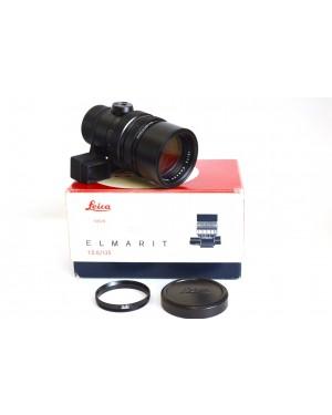 Leica 11829 Elmarit-M 135mm F2.8 Con occhialini Scatolato Immacolato / Mint