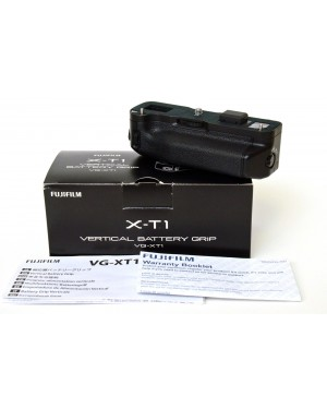 Fujifilm-FUJIFILM X-T1 VERTICAL BATTERY GRIP VG-XT1-20