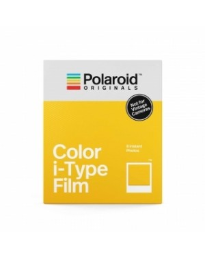 Polaroid-POLAROID Pellicole Serie I-TYPE a colori con cornice bianca-20
