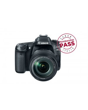CANON EOS 80D KIT EF 18-135 IS USM