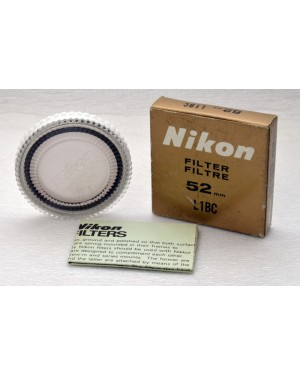 Nikon-NIKON FILTRO 52mm L1BC-10