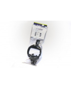 Lastolite-LASTOLITE HOTSHOE PLATE WITH FLASH MOUNT 2414-10