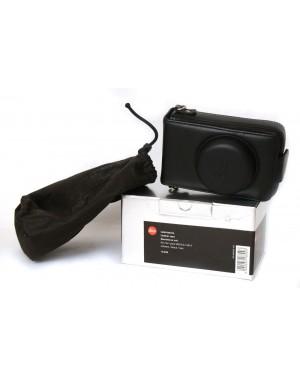 Leica-LEICA LEATHER CASE BLACK 18 690-10