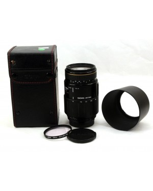 Sigma-Nikon AF Sigma APO Macro 70-300mm F4.5.6 D-10