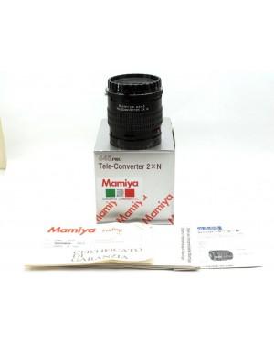 Mamiya-Mamiya 645Pro Tele-Converter 2 X N-10