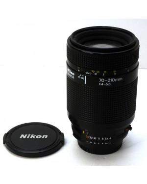 Nikon-Nikon AF Nikkor 70-210 F4-5.6-10