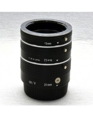 Yashica-Contax Yashica 3 Anelli per Macro 13mm 21mm 31mm-10