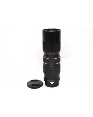 Minolta-Minolta MD Travenar Auto Tele-Zoom 85-205mm F4.-10