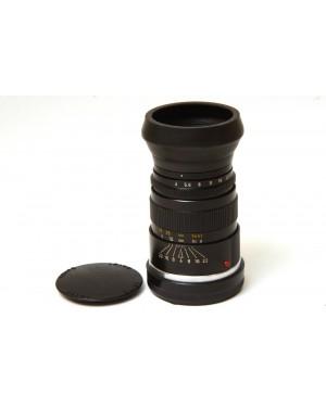 Leica-Leitz Wetzlar Leica Elmar-C 90mm F4 M mount Leica CM Minolta CLE Germany-10