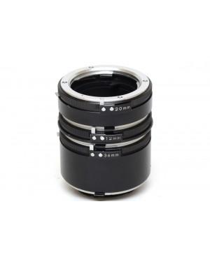 Minolta-Minolta MD 3 Tubi per Macro 12 20 36mm-10