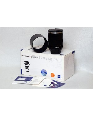 Zeiss-Canon EF Mount Zeiss APO SONNAR T* 2/135mm (135mm F2)-10