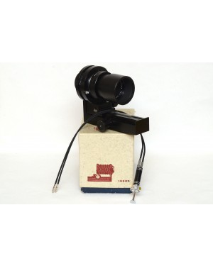 Leica-Leica R Leicaflex Leitz 16860 Bellows Soffietto Con Macro-Elmar 1:4/100mm Kit-10