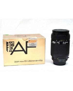 Nikon-Nikon AF Zoom-Nikkor 70-210mm F4-5.6-10