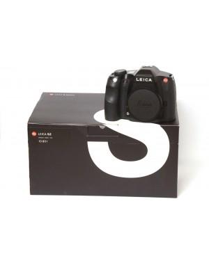 Leica-Leica 10801 S2 Fotocamera Digitale Reflex Professionale. Solo Corpo. Scatolata-10