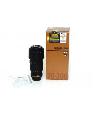 Nikon-OBIETTIVO NIKON NIKKOR AF-S 70-200MM F/4G ED VR-10