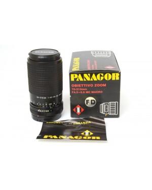 Generico-CANON FD PANAGOR 70-210MM F4.5-5.6 MC MACRO RIMANENZA DI MAGAZZINO NUOVO-10