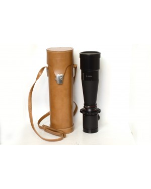 Zeiss-Hasselblad Carl Zeiss Tele-Tessar 8/500 (500mm F8) con Custodia e Paraluce Originali-10