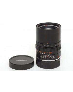 Konica-Konica M-Hexanon 90mm F2.8 Leica M Mount Molto bello-10