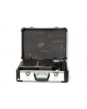 Generico-Elmo Omnigraphic 253 Proiettore Diapo Carousel con Zoom Raynox 100-200mm-10