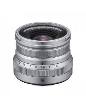 Fujifilm-FUJIFILM XF16MM F2.8 R WR SILVER-10