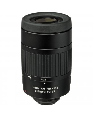 Leica-LEICA OCULARE 25-50WW solo per APO-Televid 65/82 41021-10