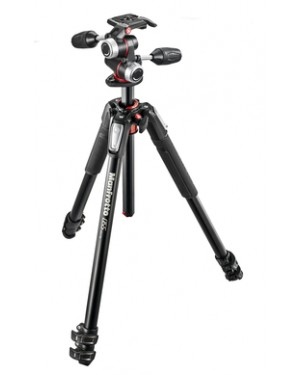 Manfrotto-MANFROTTO MK055XPRO3-3W TREPPIEDI-10