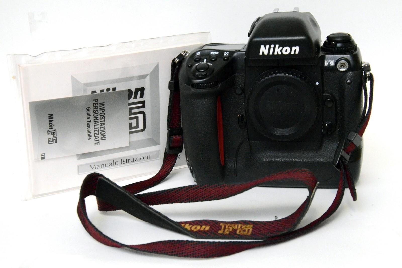 Nikon f5 fotocamera a pellicola professionale motorizzata for Finestra vasistas motorizzata prezzo