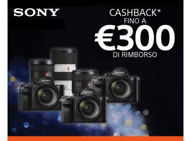 Cashback Sony