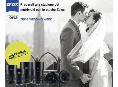 Zeiss Wedding Week