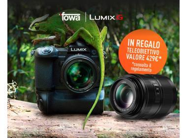Promozione Lumix G9