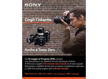 Sony Tasso Zero