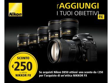 Nikon D850 | rAGGIUNGI I TUOI OBIETTIVI