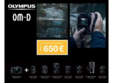 Olympus winter bonus