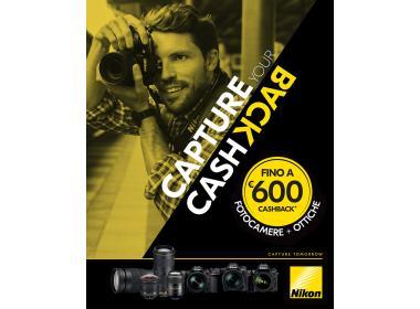 Cashback Nikon
