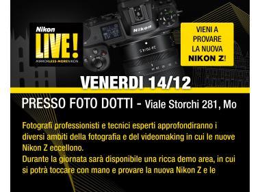 Nikon Day - prova la nuova Nikon Z