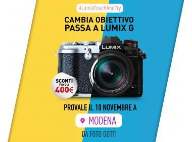 Panasonic Day - Lumix Touch & Try