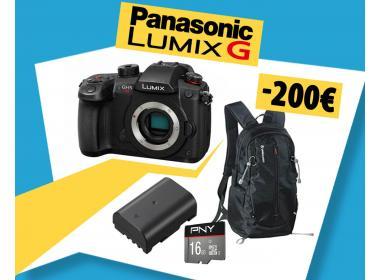 Panasonic - Lumix G ti regala il Natale!