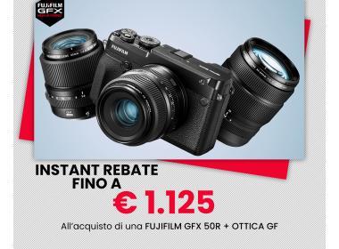 Instant Rebate Fujifilm