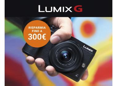 Lumix G super risparmio